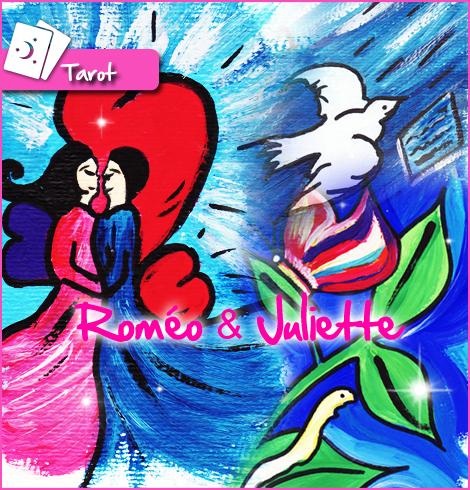 Le Tarot gratuit de Roméo et Juliette - Ma voyance amour 6ef9fad6b590